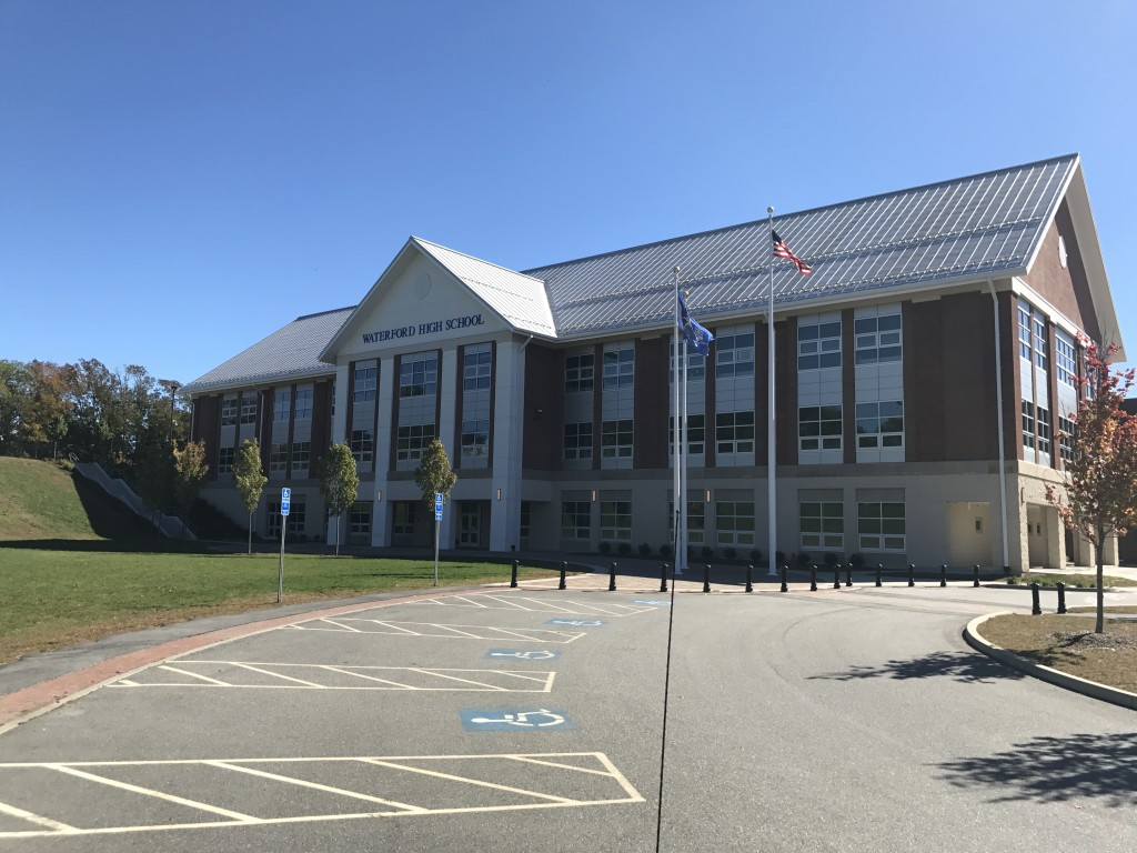Waterford High School Conn Acoustics Inc